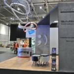 светодиодные светильники Сарос на выставке LuxLive London