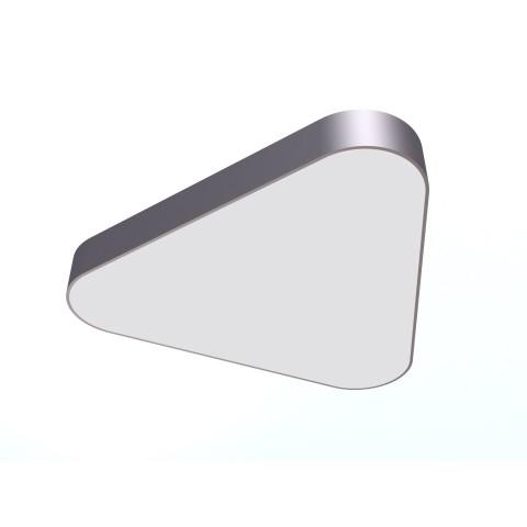 Интерьерный светодиодный светильник Креп Трио