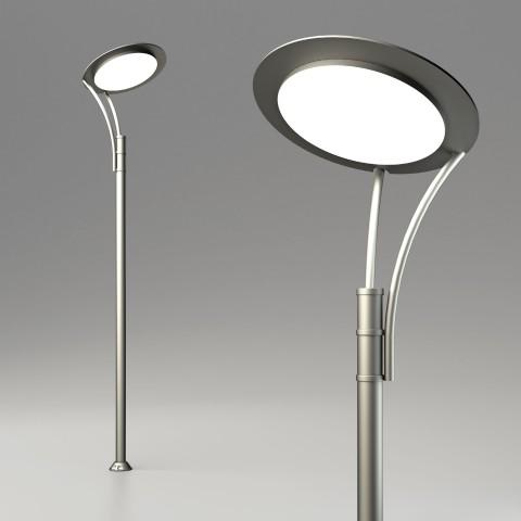 Опора освещения уличная светодиодная Онега LED
