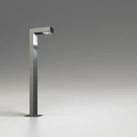 Фонарь уличный светодиодный металлический Тверь