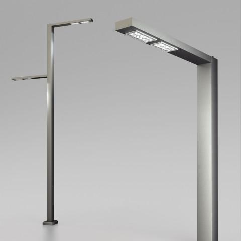 Опора уличная светодиодная металлическая Тверь