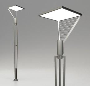 Светодиодная уличная опора освещения Иматра LED