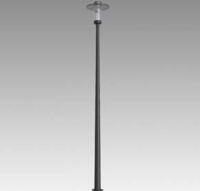 Нейтральный уличный светодиодный фонарь H1.2