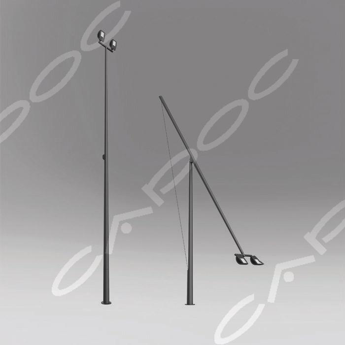 Pole Alley Saros
